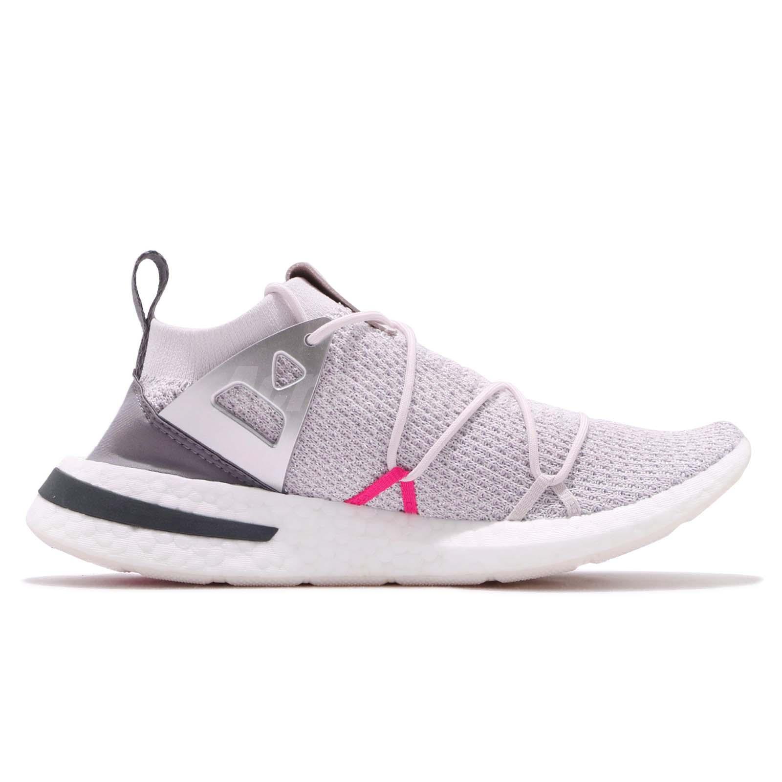 3ec13b63af0 adidas Originals ARKYN PK W Primeknit Boost Orchid Tint Women Shoes ...