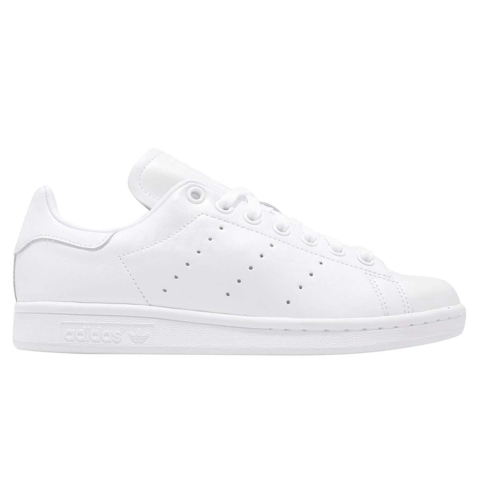 844632e5f51 adidas Originals Stan Smith W Triple White Women Casual Shoes ...