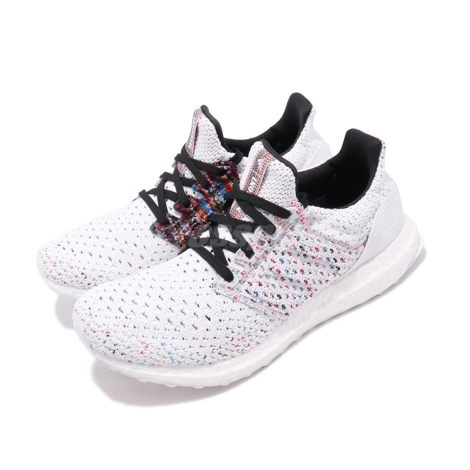 super popular b70b5 f2f3a Details about adidas Ultraboost Clima M Vs. Missoni White Multicolor Men  Running Shoes D97744