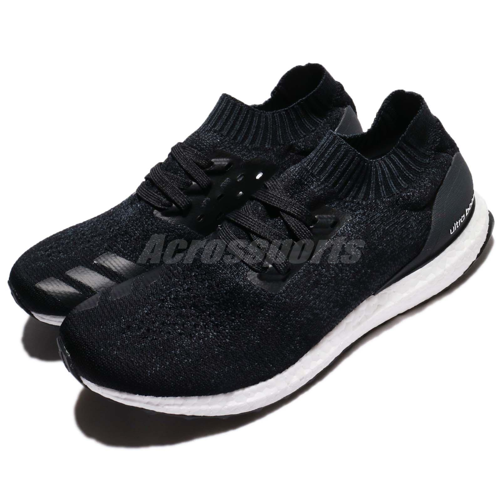 996dd0c3b Details about adidas UltraBOOST Uncaged Black White Men Running Shoes  Sneakers Trainers DA9164