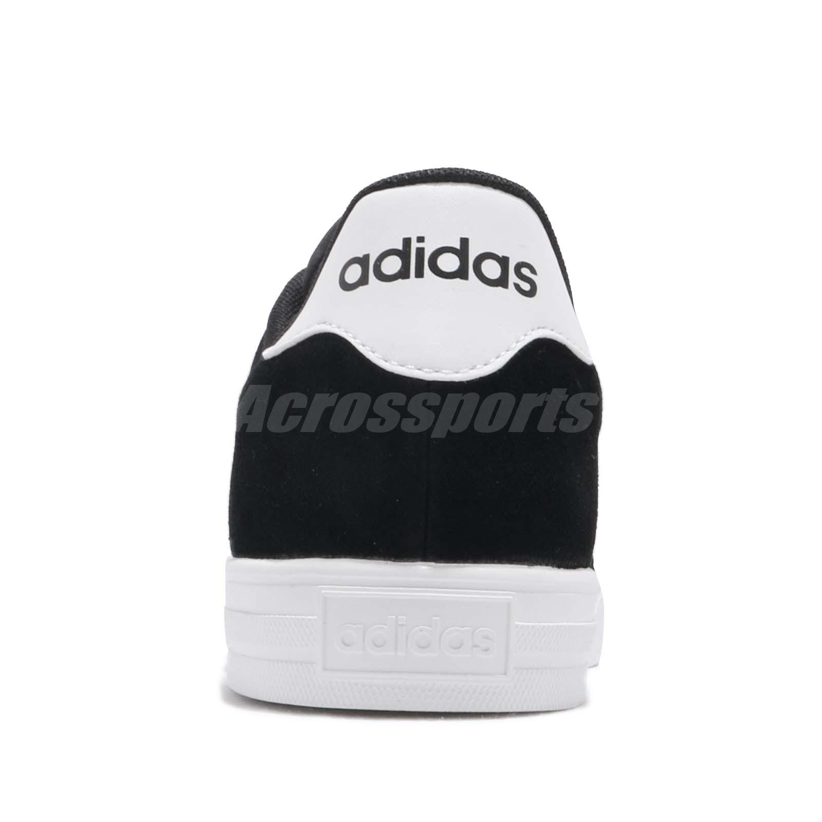 Adidas Daily 0 Mens Casual Neo Black White Shoes 2 Lifestyle wN8nPkX0OZ