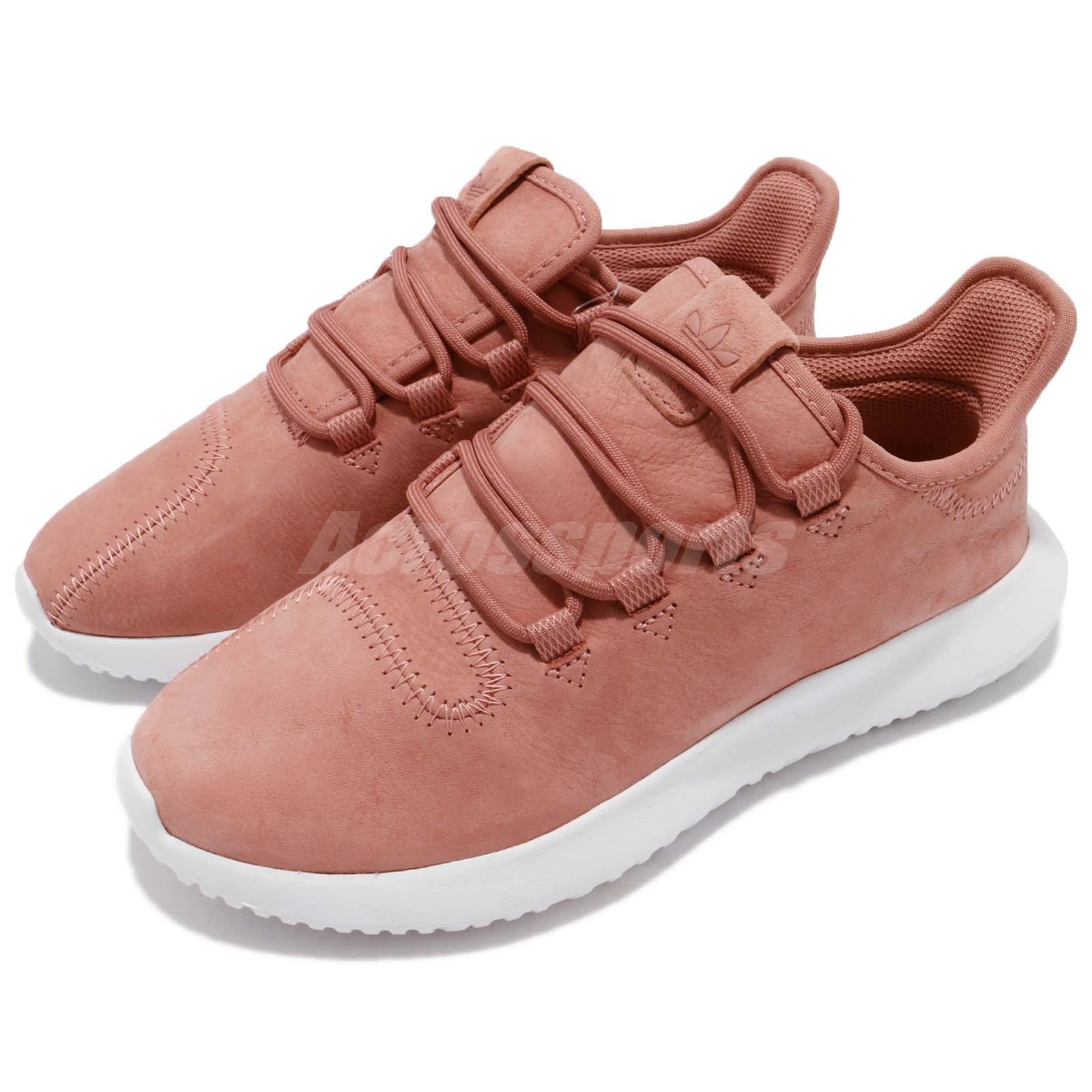 9503cc1554cc20 adidas Tubular Shadow W Pink White Women Running Shoes Sneakers DB0327