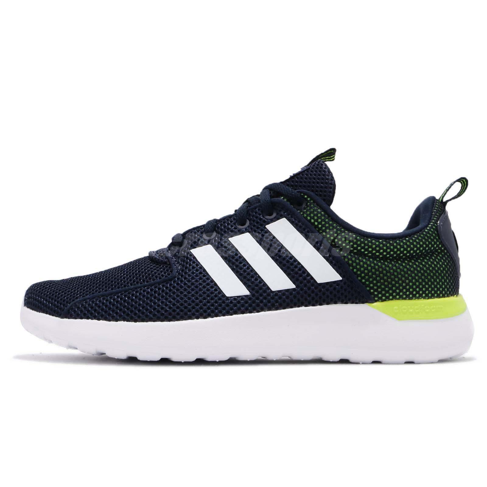 ... ireland adidas neo cf lite racer cloudfoam navy white men running shoes  sneakers db0591 c0cee a3e0f b761d6aaa