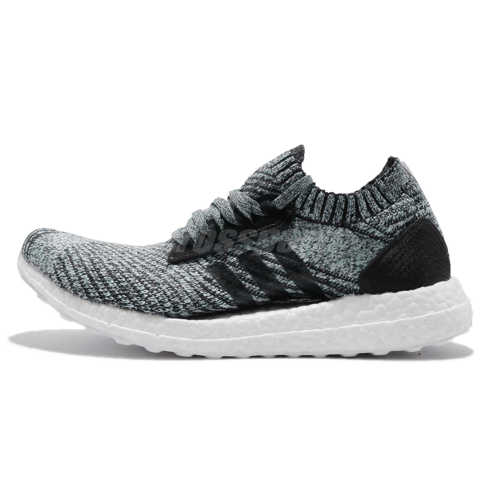 Parley For The Oceans x adidas Ultra Boost X CarbonCarbon Blau DB0641