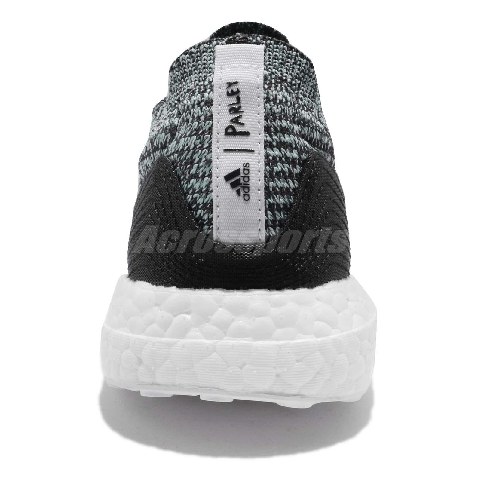 adidas UltraBOOST X Parley For The Oceans Blue Spirit Women Running ... 83571523b