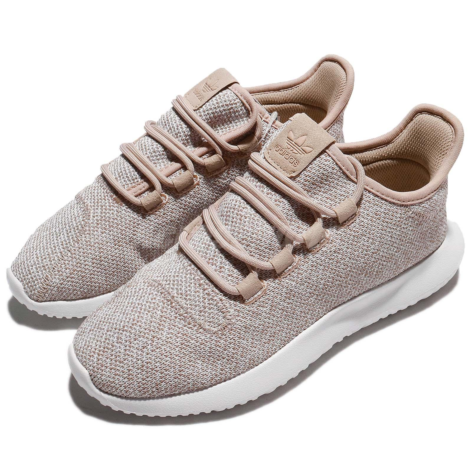 dfb7c9e5625 Details about adidas Originals Tubular Shadow W Clear Brown Women Running  Shoes Sneaker DB0834