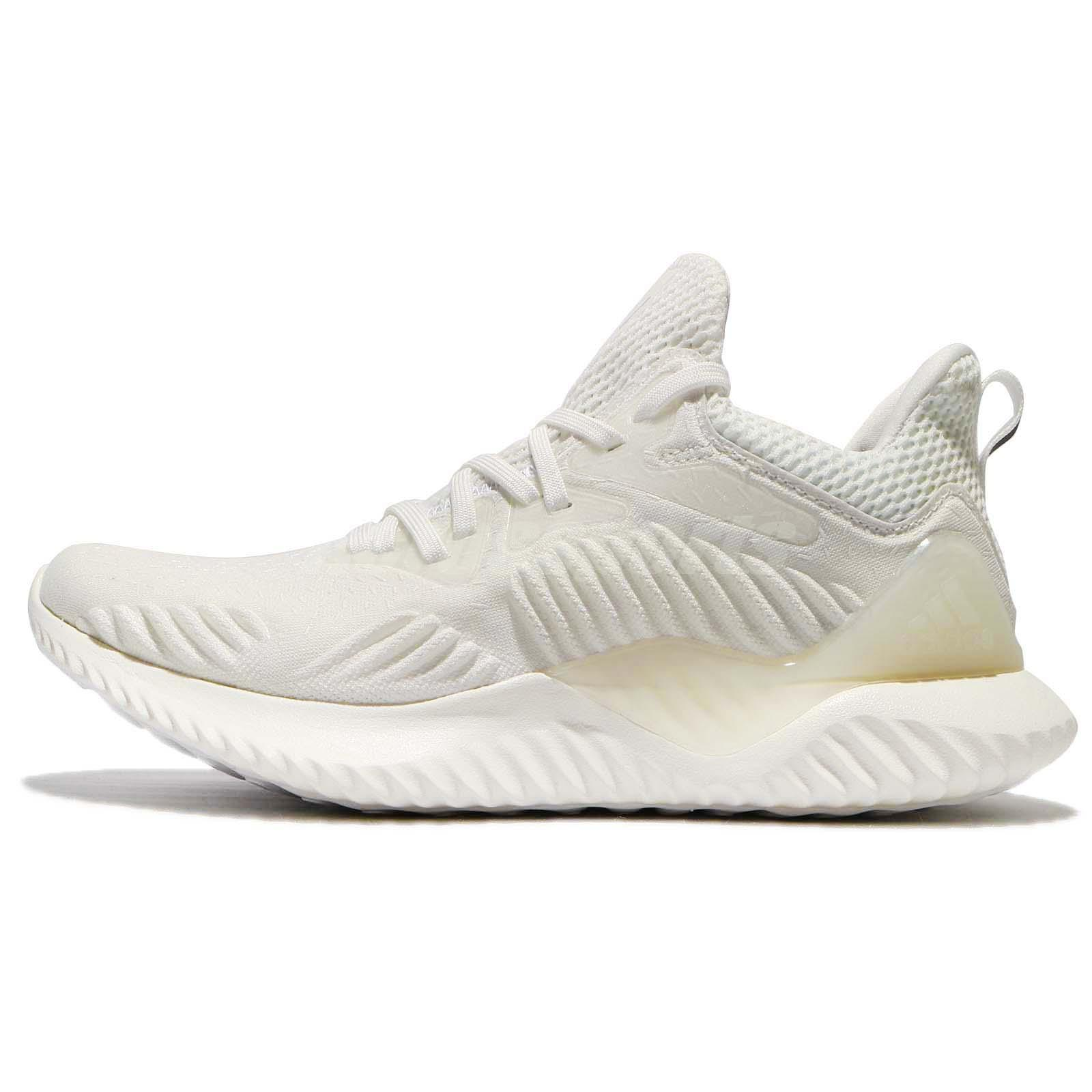 adidas Alphabounce Beyond W Non Dyed White Women Running Shoes Sneakers  DB1119