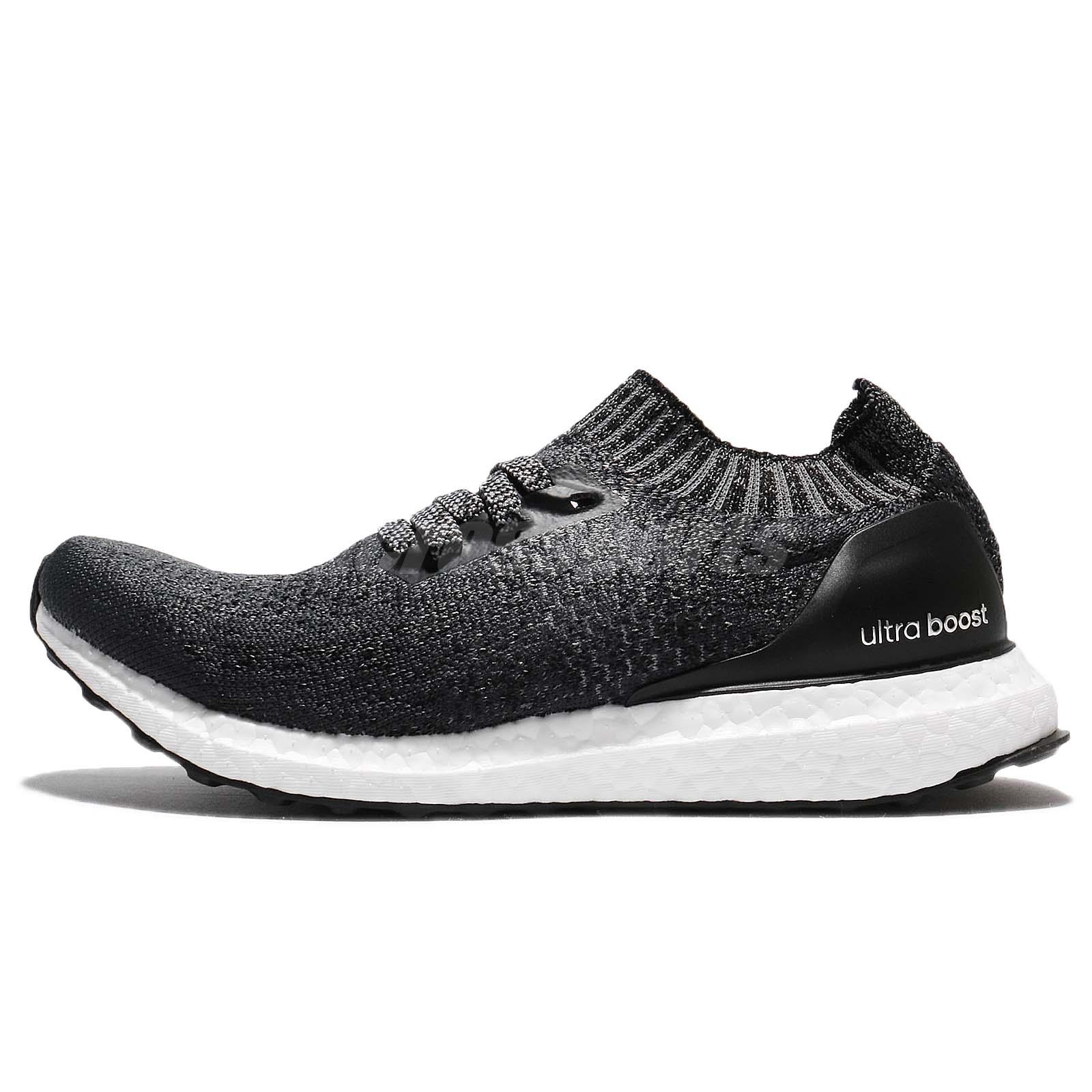 f33517be9 adidas UltraBOOST Uncaged W Carbon Black Grey Women Running Shoes Sneaker  DB1133