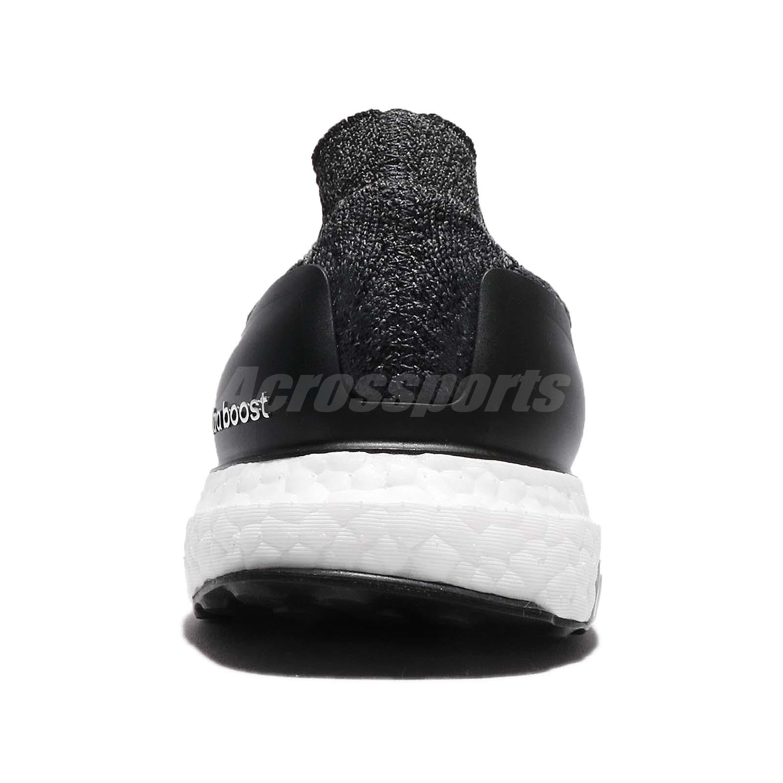 3b2ca18d1 adidas UltraBOOST Uncaged W Carbon Black Grey Women Running Shoes ...
