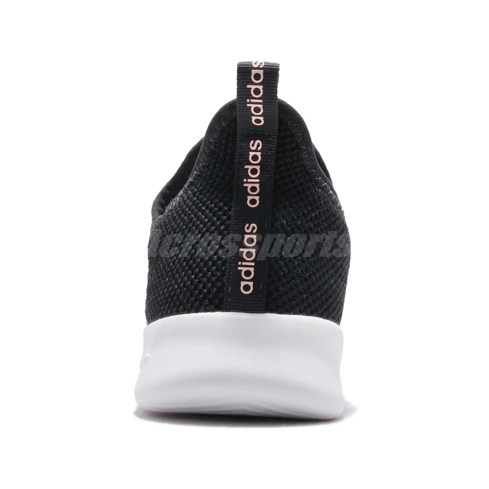 adidas Cloudfoam Pure Carbon Haze Coral Women Running Shoes Sneakers ... 8e15313d6