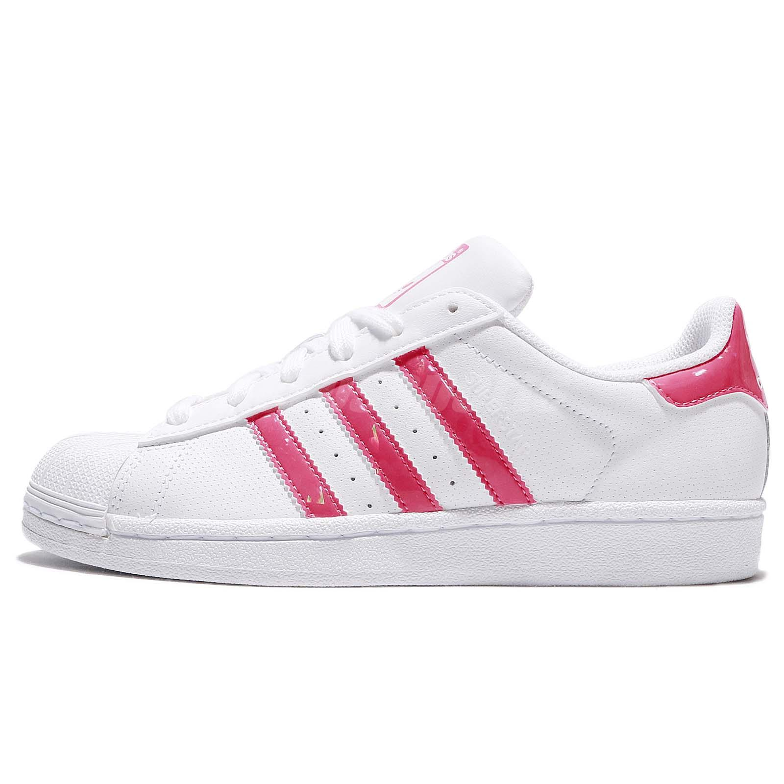 adidas originals superstar junior baby pink nz