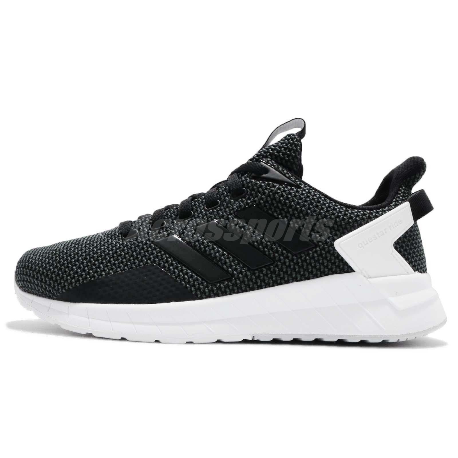 65f5153455b360 adidas Questar Ride Carbon Black Women Running Shoes Sneakers DB1308 ...