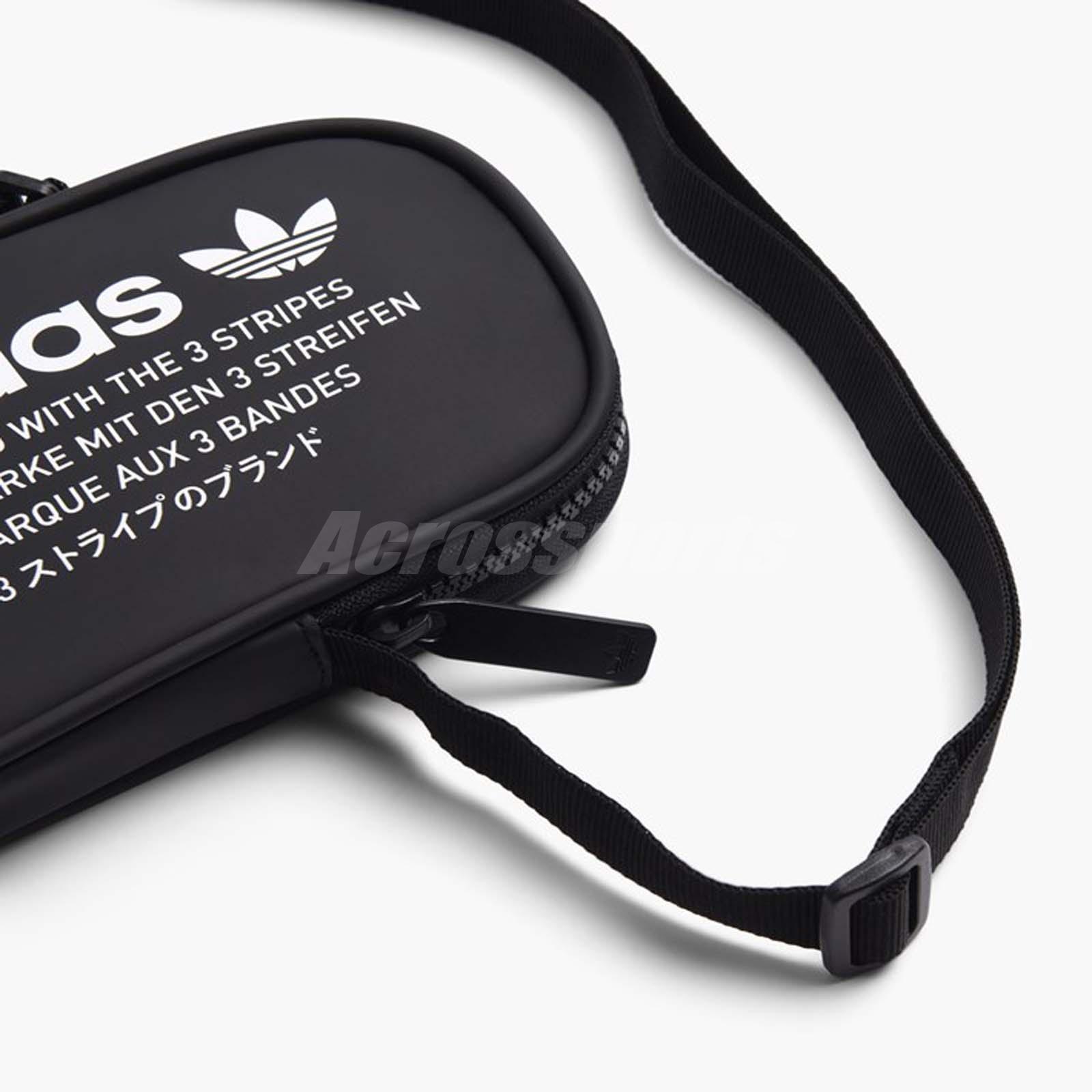 48e1a756f6 adidas Originals NMD Pouch Bag Smartphone Keys Cash Pocket Black ...