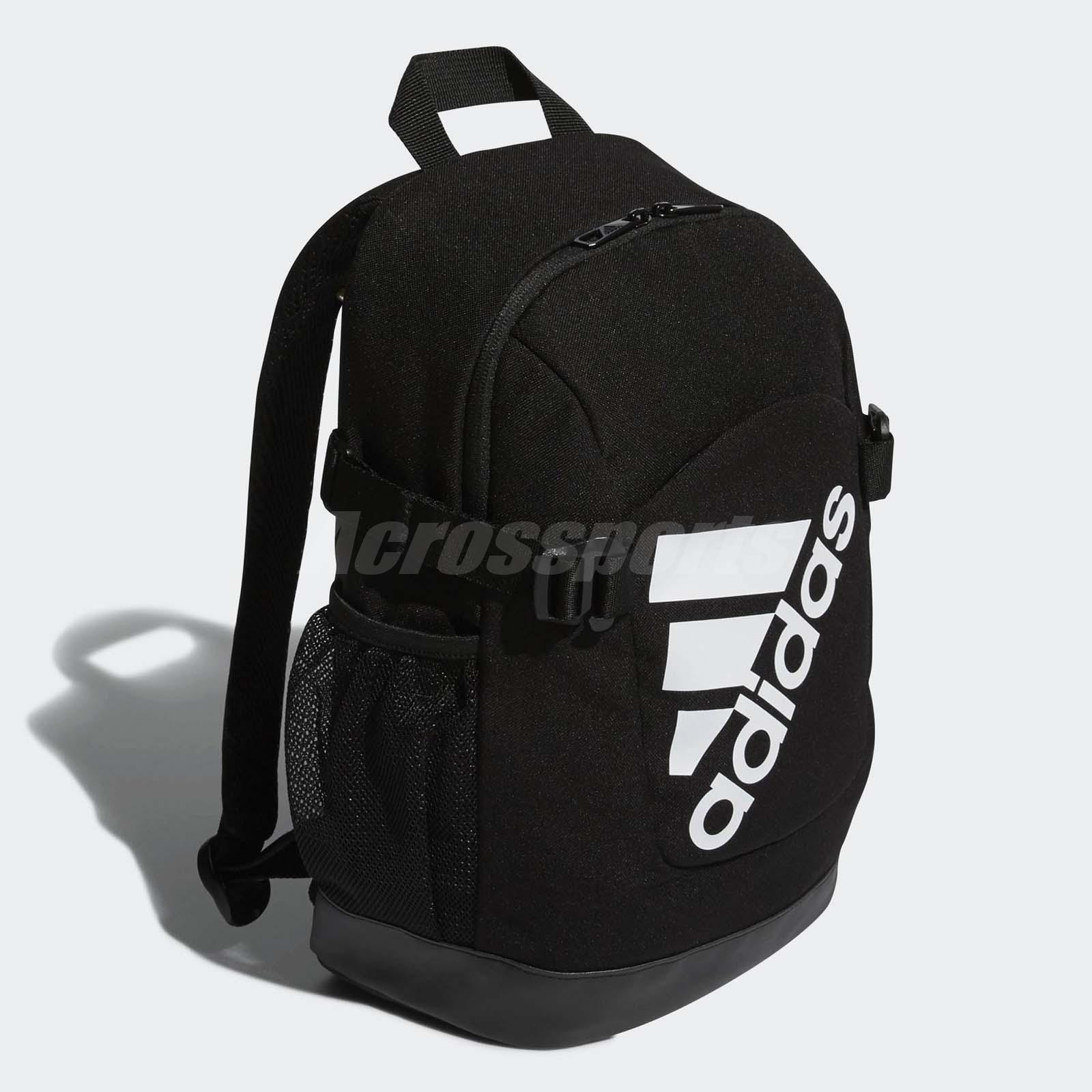 adidas Power Backpack Training Workout Fitness Gym Running Bag Black ... 776e642a91b0c