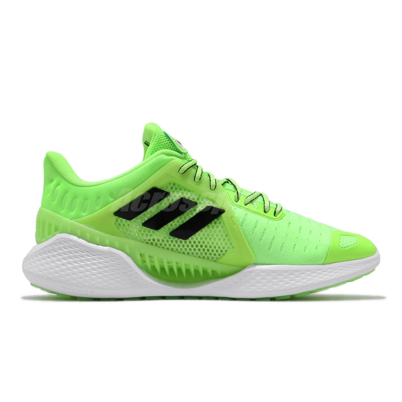 vendedor munición comentarista  adidas ClimaCool Vent Summer.Rdy Green Black White Men Running Shoes EE3914  | eBay