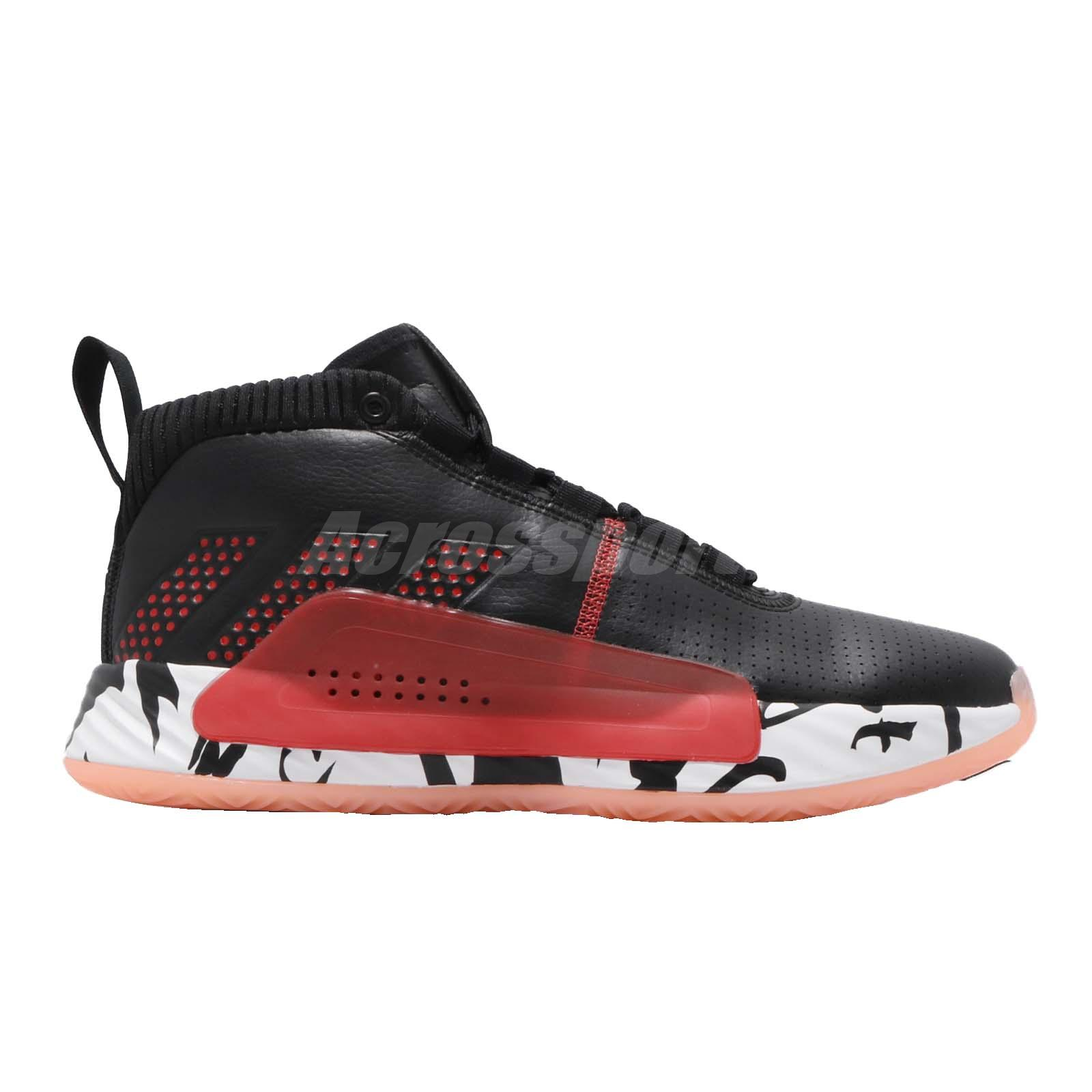 5ee5256512bf adidas DAME 5 Damian Lillard V CNY Chinese New Year Men Shoes ...