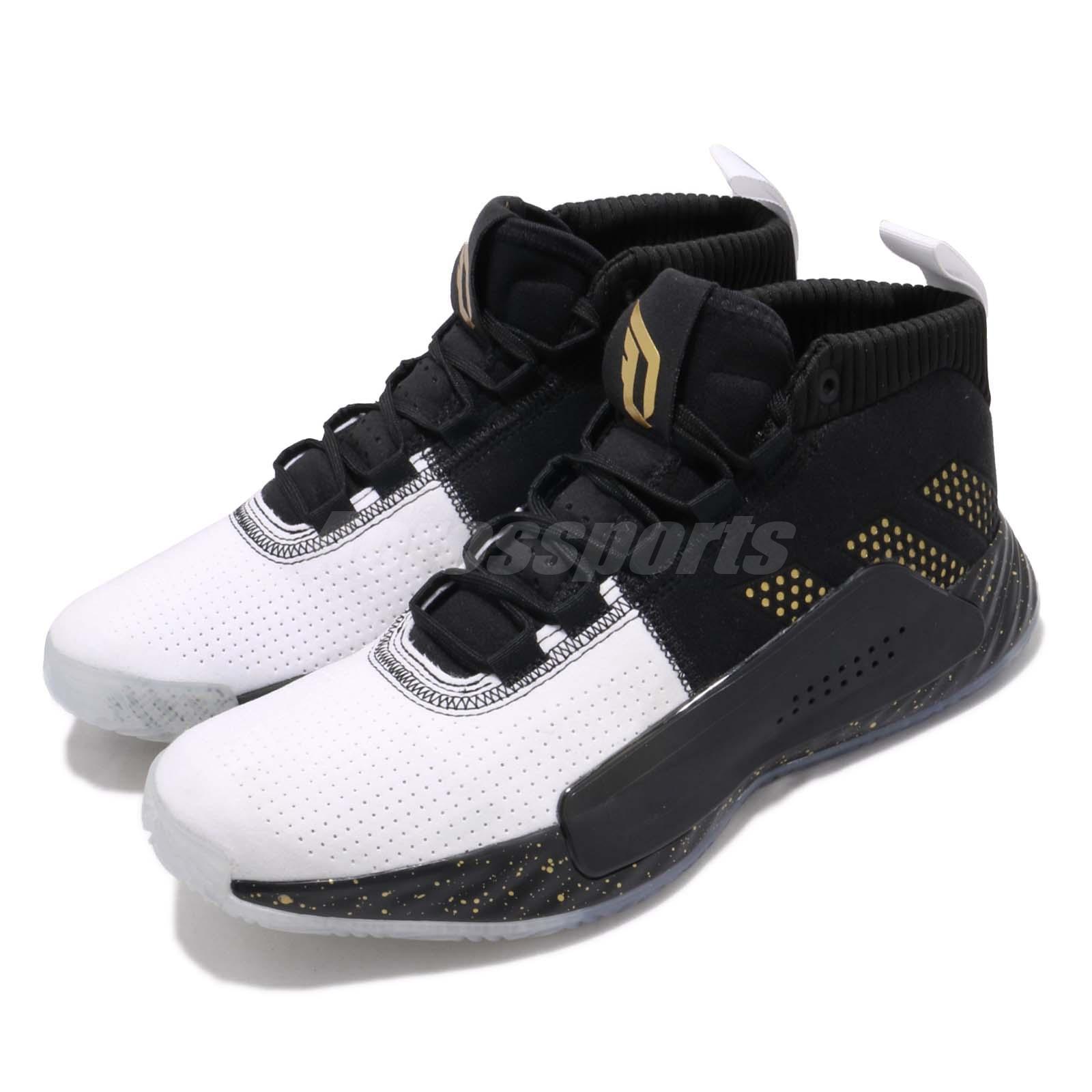 wholesale dealer cd004 09e49 Details about adidas Dame 5 La Heem The Dream Black Damian Lillard  Basketball Shoes EE4049