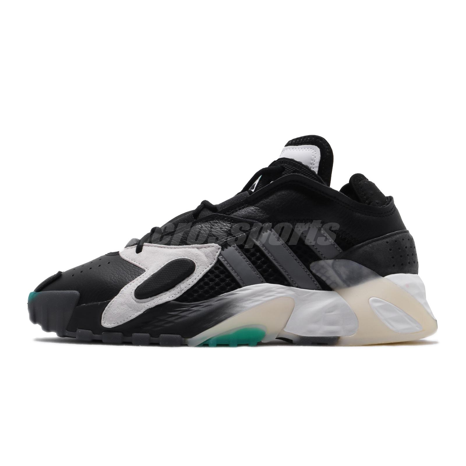 EE4968 New Adidas Men/'s Originals Streetball Shoes Sneakers Black//White