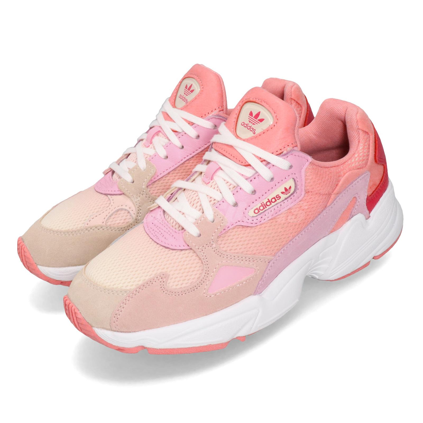 adidas Falcon W Originals Pink White
