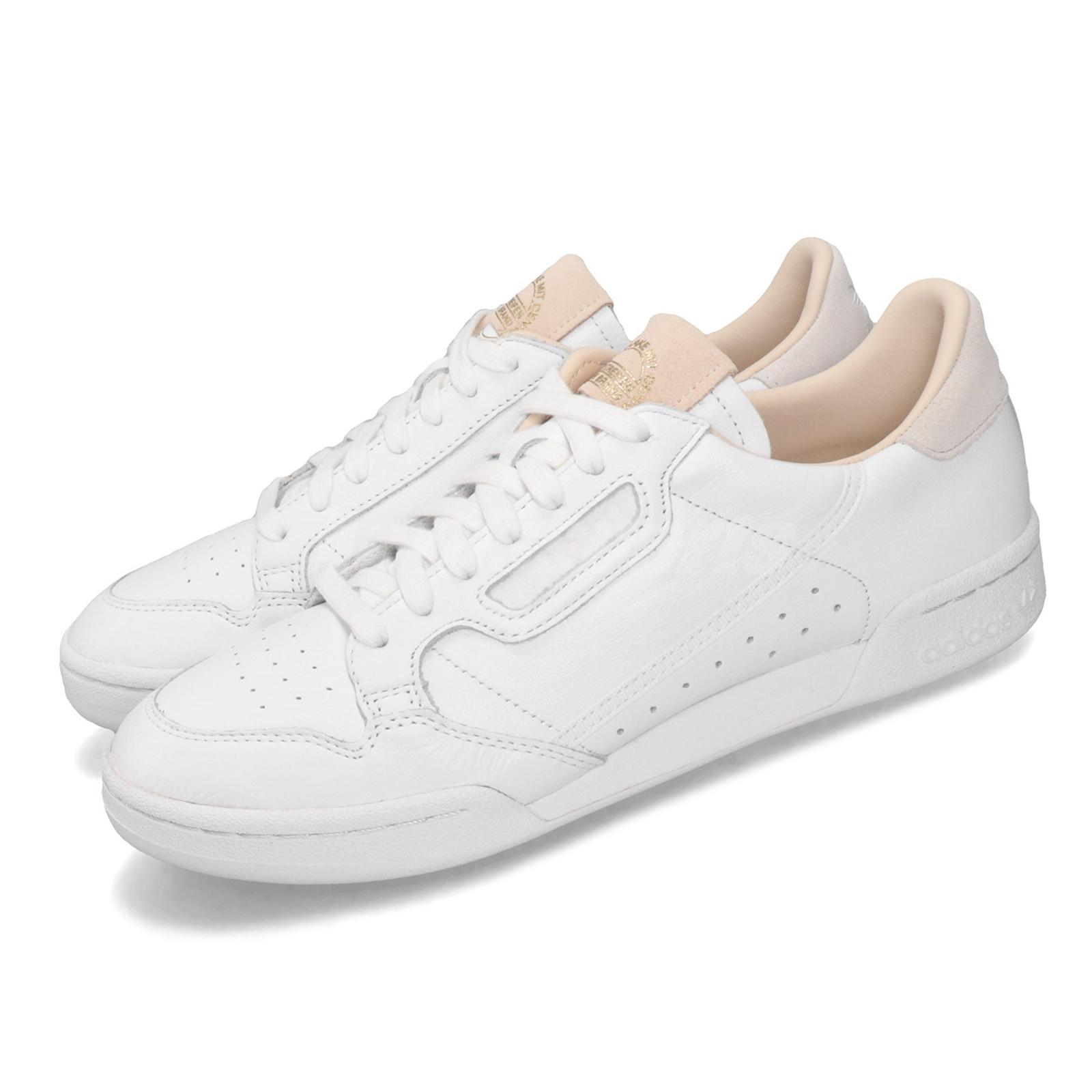 Details about adidas Originals Continental 80 White Mens Womens Classic  Shoes Sneakers EF2101