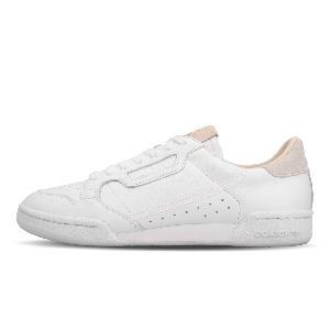 adidas Originals Continental 80 W White Ice Purple Women Casual Shoes EG8136