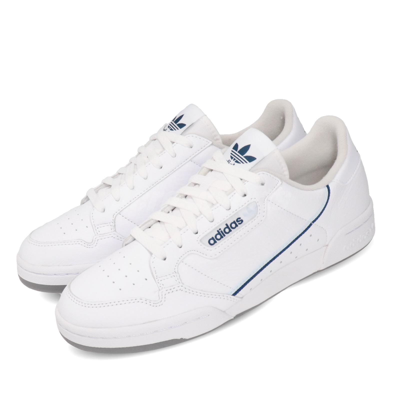 Details about adidas Originals Continental 80 White Blue Grey Men Classic  Casual Shoes EF5988