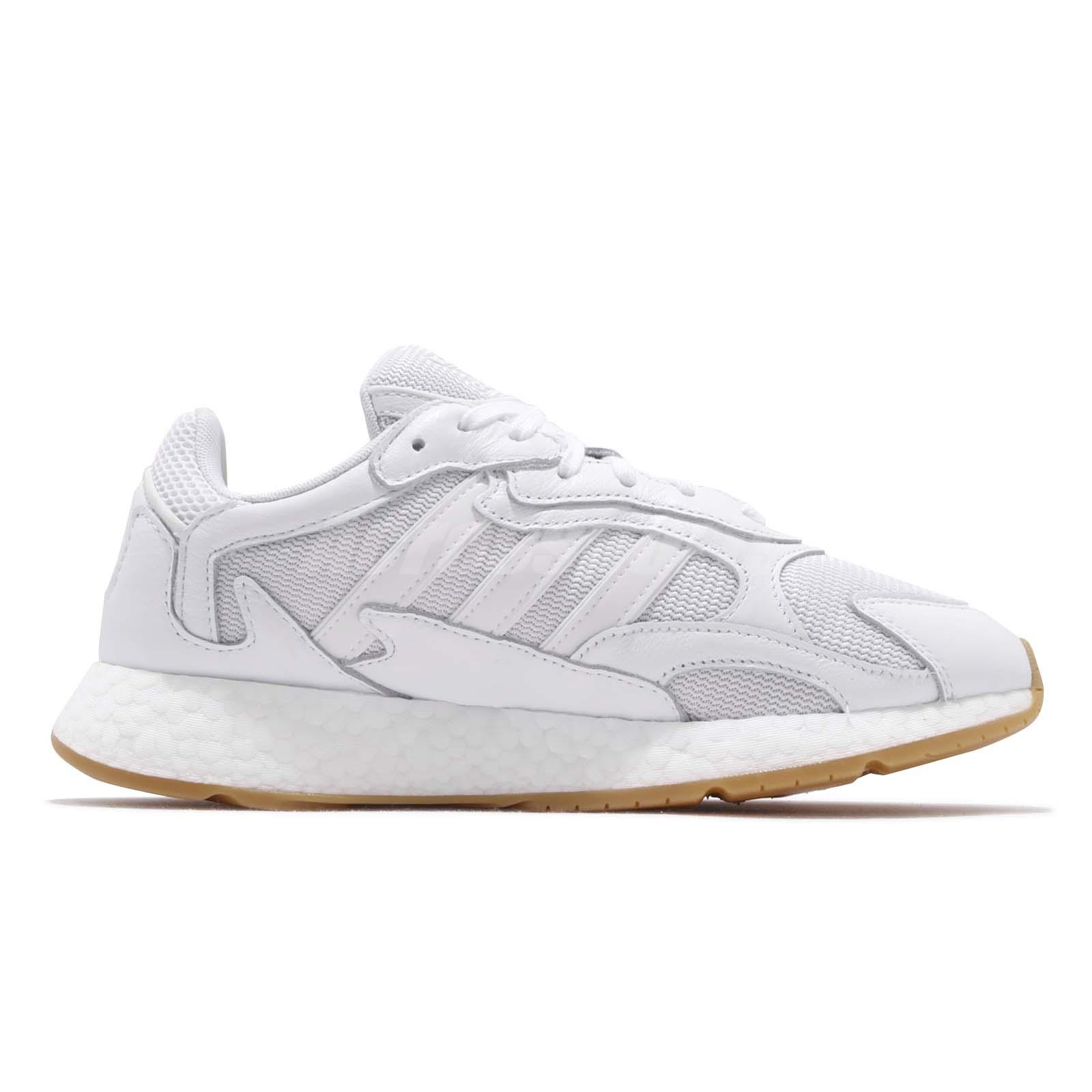 adidas Originals Tresc Run White Gum Mens Running Shoes