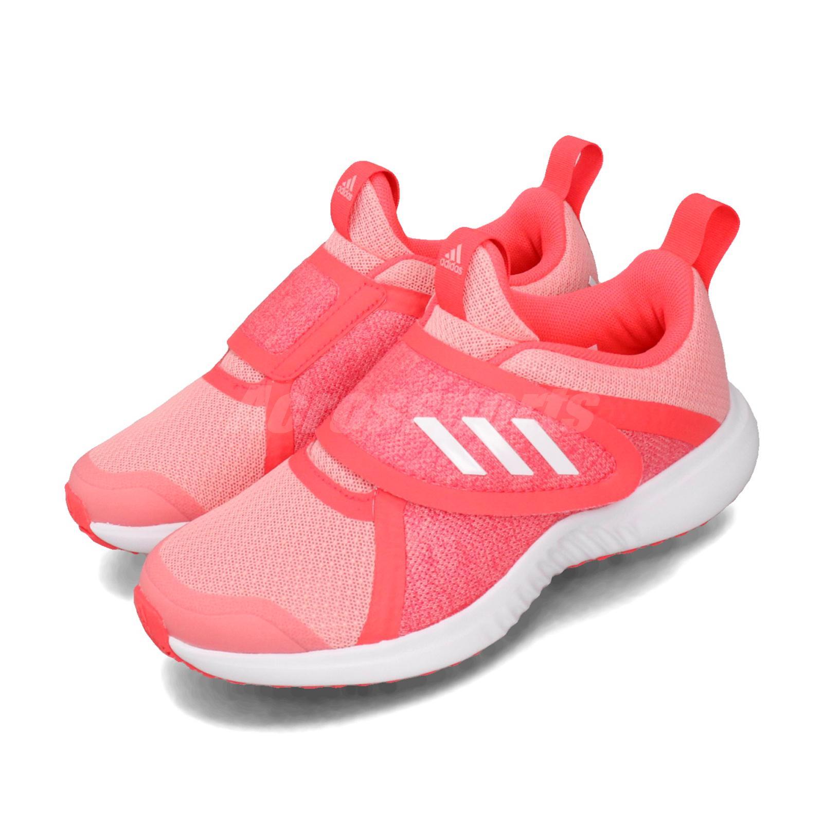 adidas FortaRun X CF K Pink White Kid