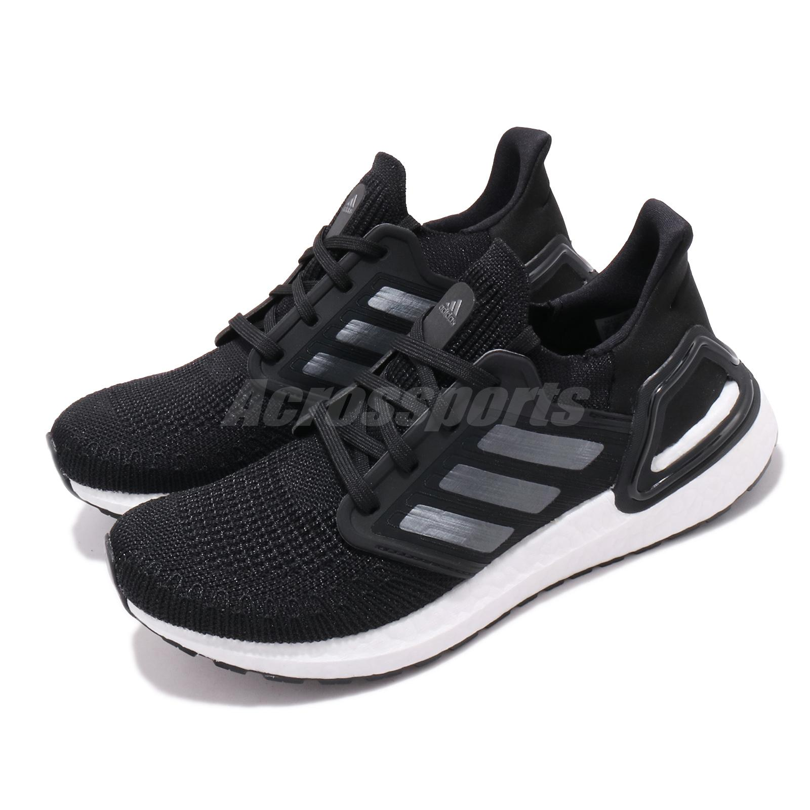 adidas ultra boost women black and white