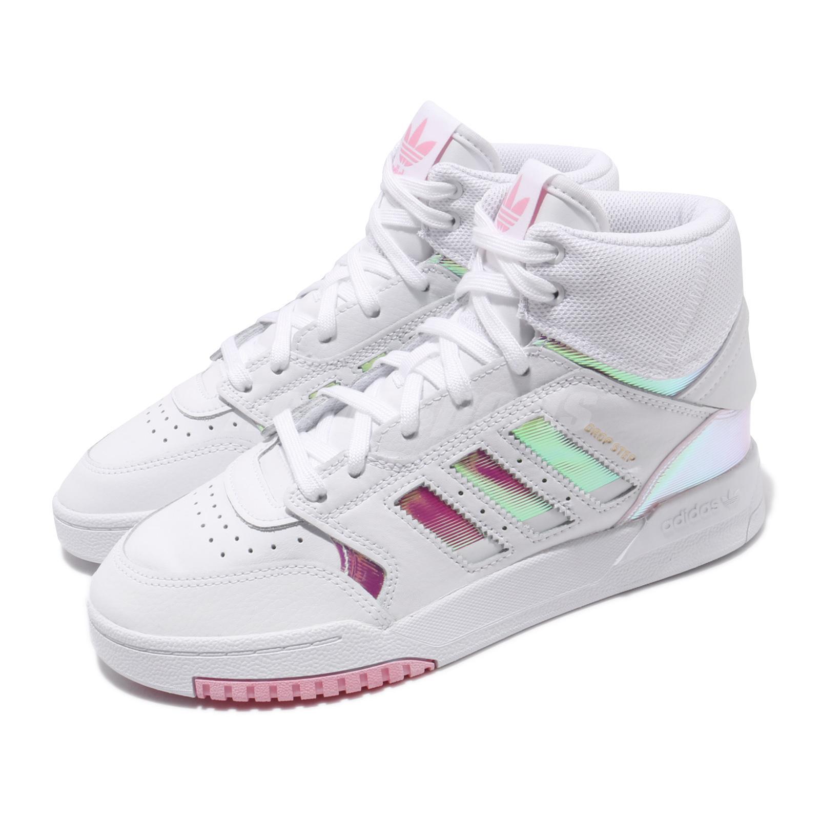 adidas superstar ii (womens) - white/light pink
