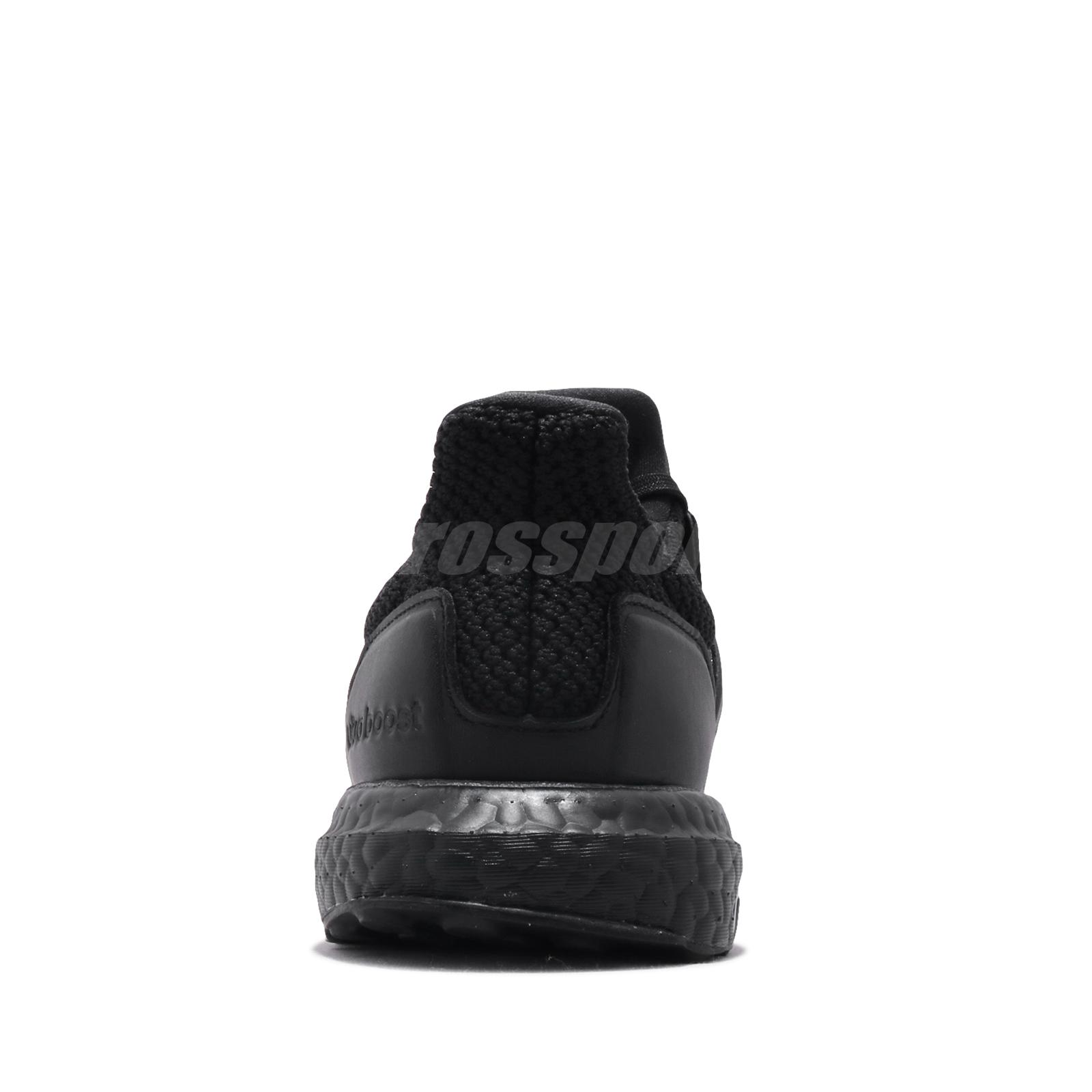 Details About Adidas Ultraboost X Manu Fc Manchester United Rose Black Red Men Shoes Eg8088