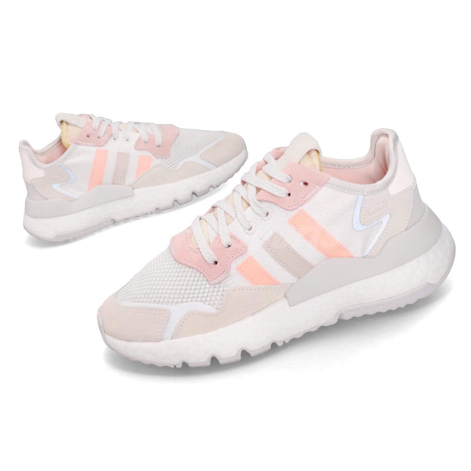 adidas nite jogger rosa