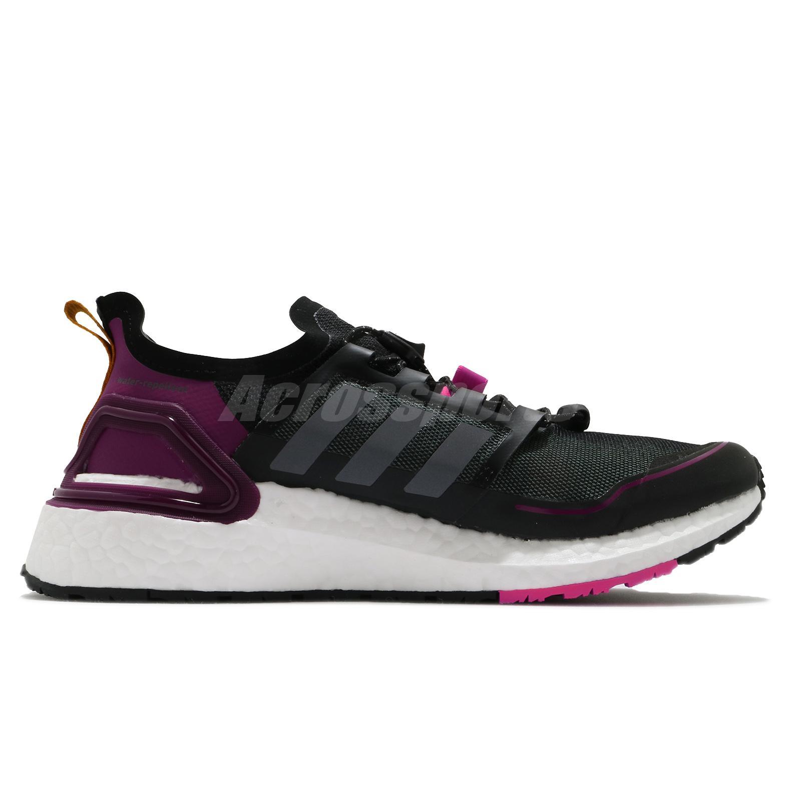 adidas UltraBOOST C.RDY W Black Pink Purple Women Running Shoes ...