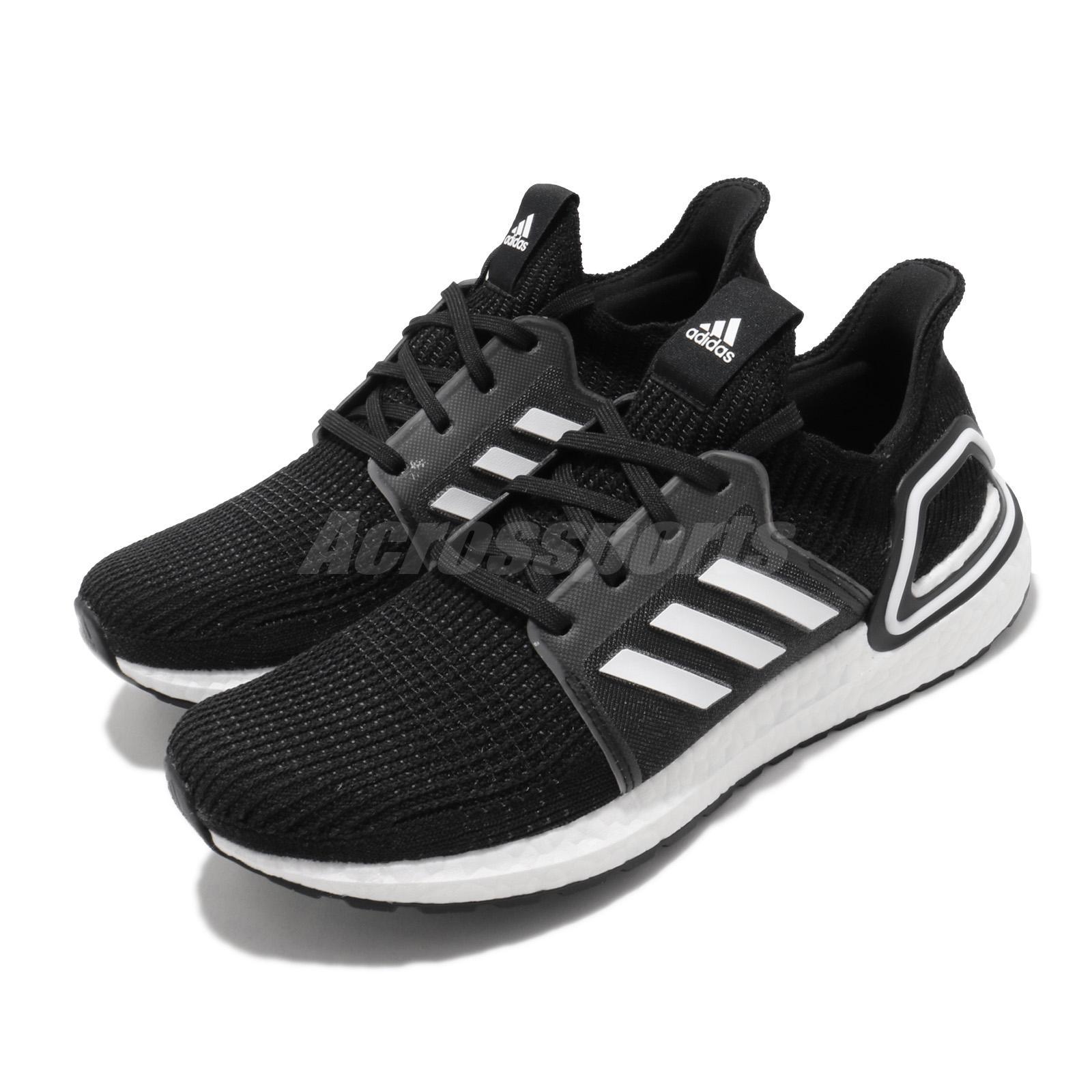 adidas UltraBOOST 19 U Black White Men