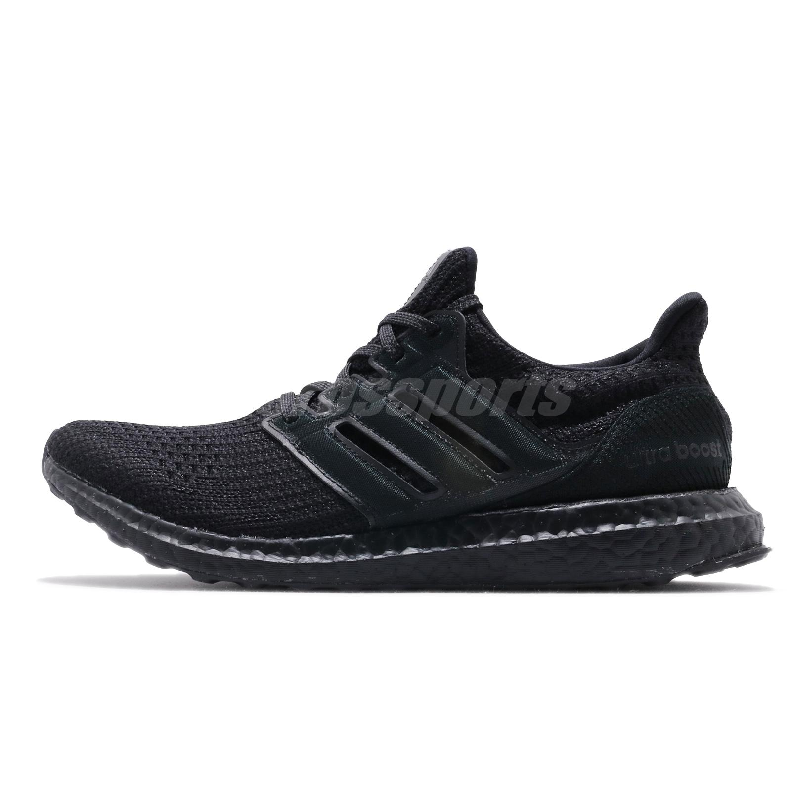 adidas UltraBOOST U Black Men Running Training Casual Shoes