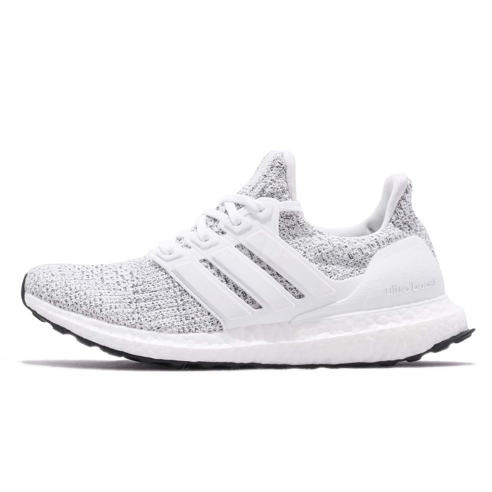 7e8fef48ea adidas UltraBOOST W 4.0 Non Dyed White Women Running Shoes Sneakers F36124