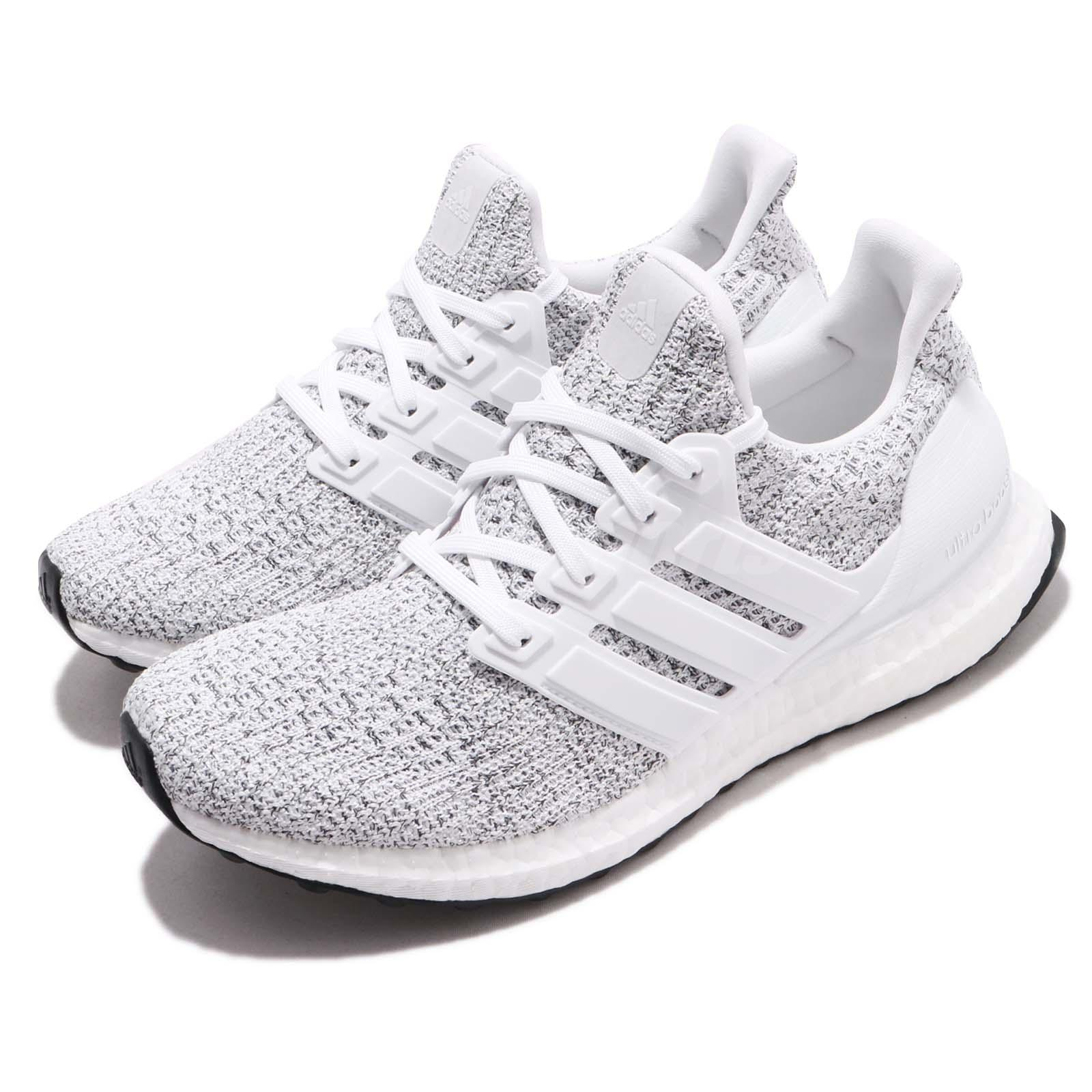 9dd0e3a434e33 Details about adidas UltraBOOST W 4.0 Non Dyed White Women Running Shoes  Sneakers F36124