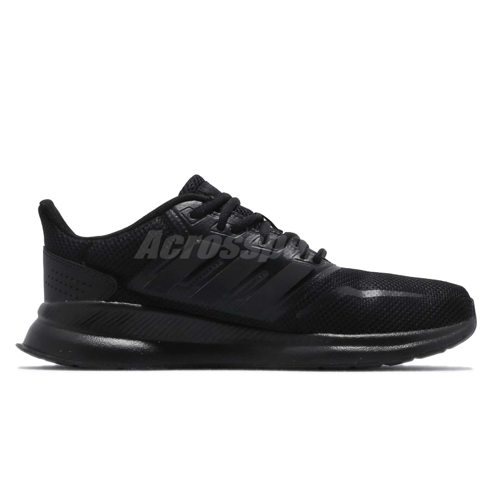 adidas Runfalcon K Triple Black Kid