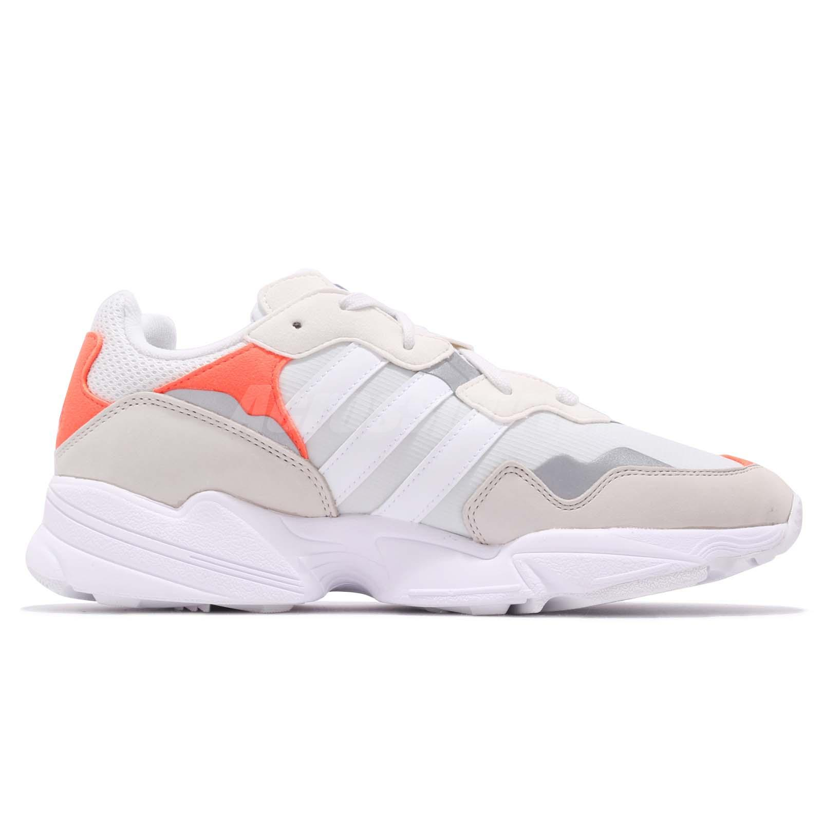 Details about adidas Originals Yung 96 White Orange Men Running Daddy Shoes Sneakers F97179