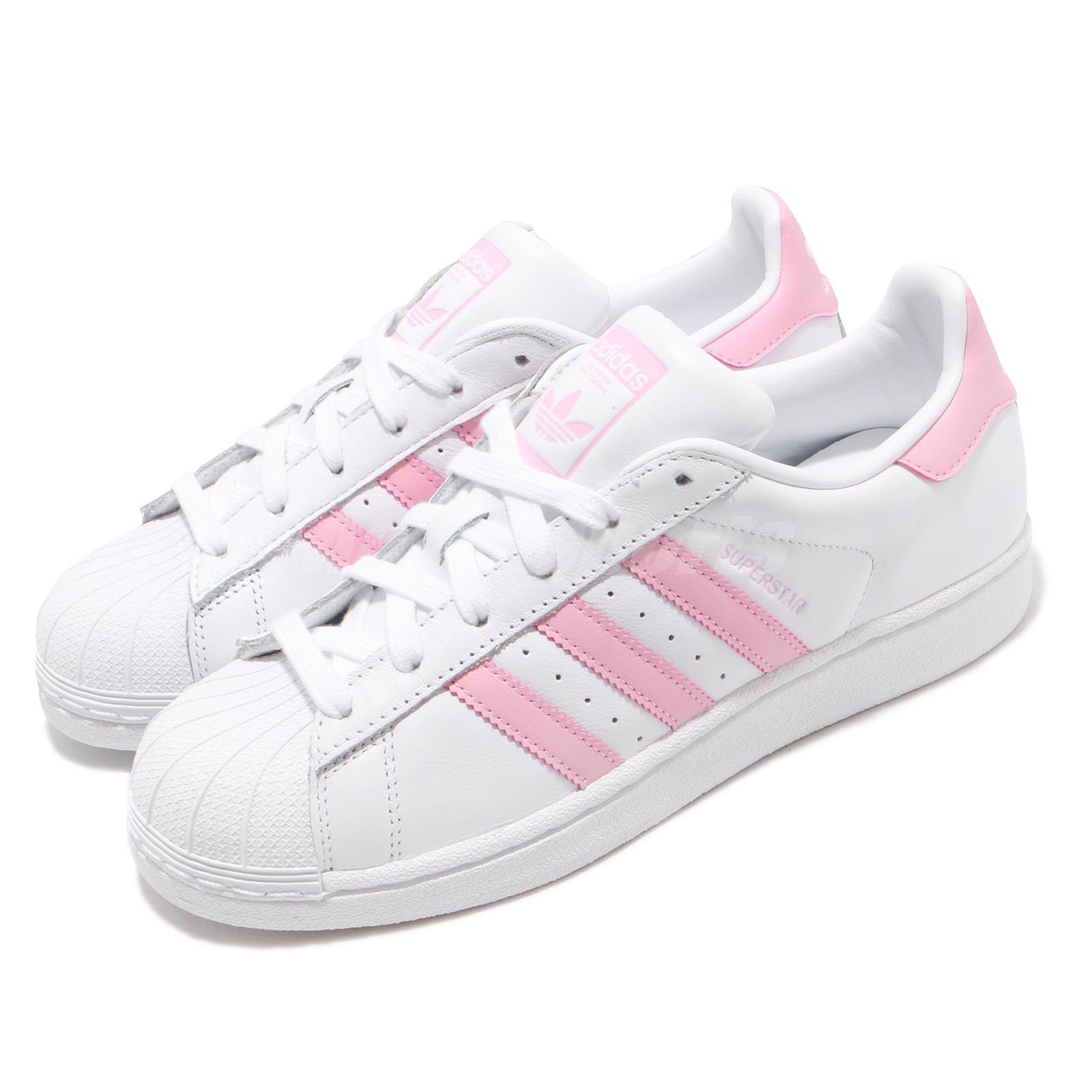 superstar adidas in pink