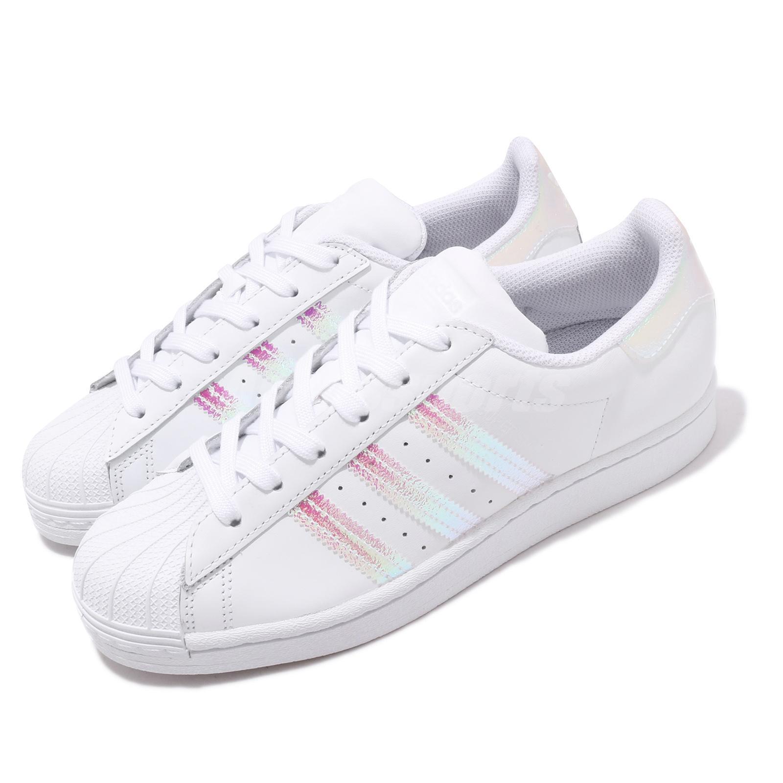 Aplicar interior sátira  Comprar > adidas originals superstar white/iridescent