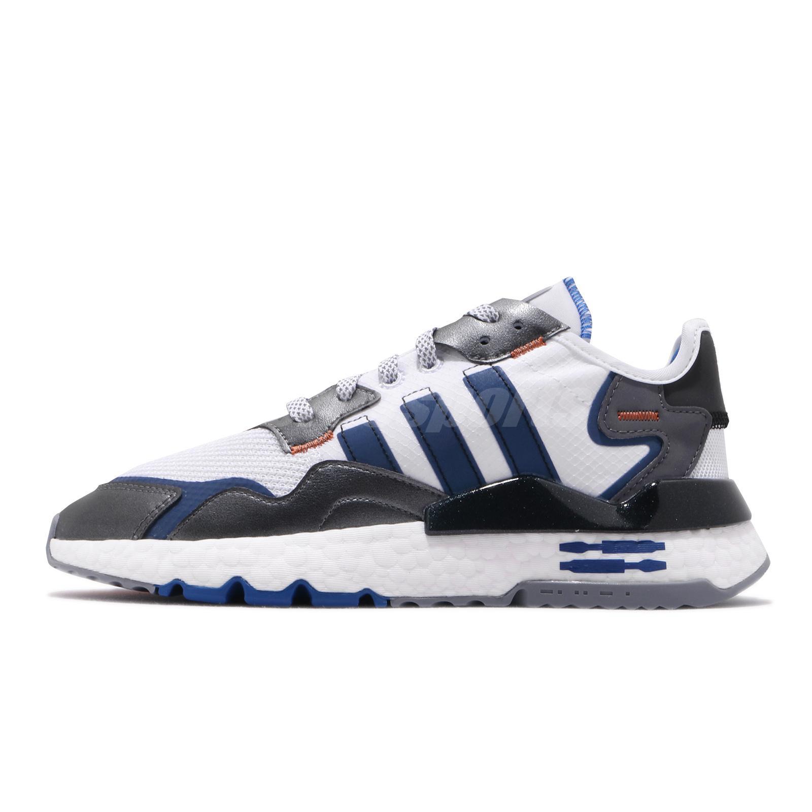 Athletic Shoes adidas Originals Nite Jogger STAR WARS R2D2 White ...