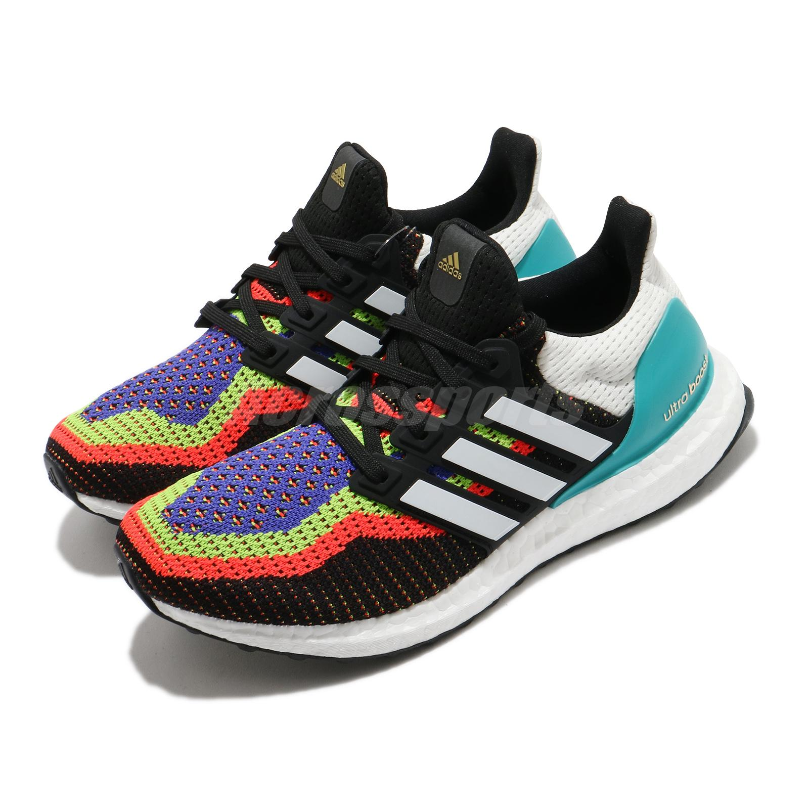 adidas UltraBOOST 2.0 DNA W What The Multi-Color Black Women ...