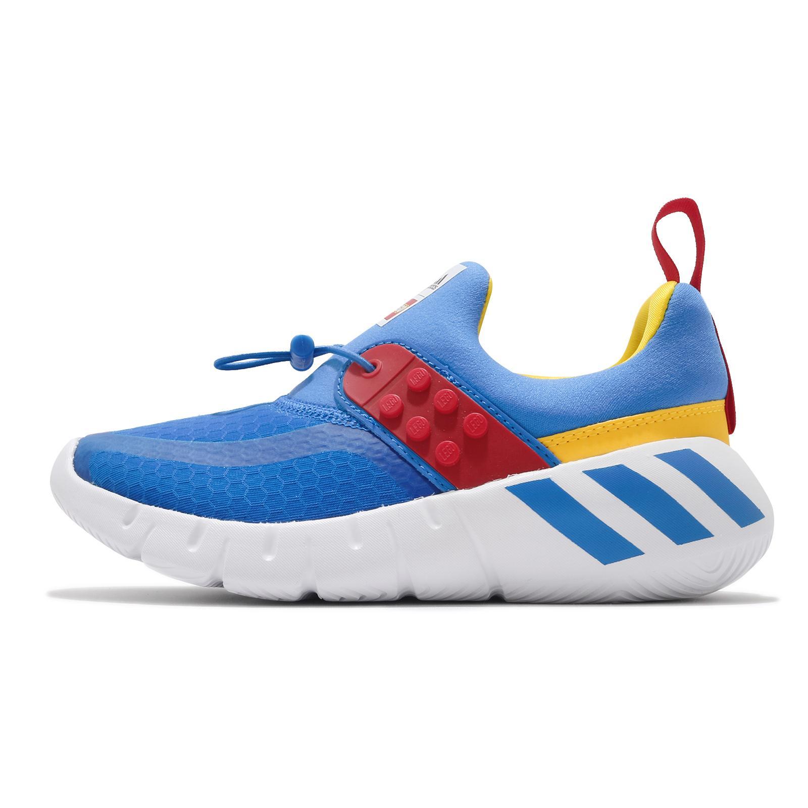 adidas Rapidazen Lego C Blue Red Yellow Kids Preschool Cross ...