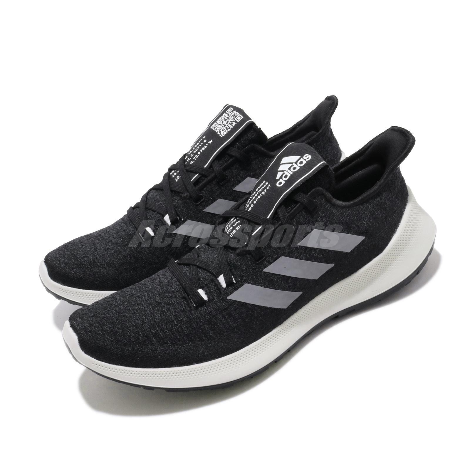 adidas SenseBOUNCE M Black Silver Mens