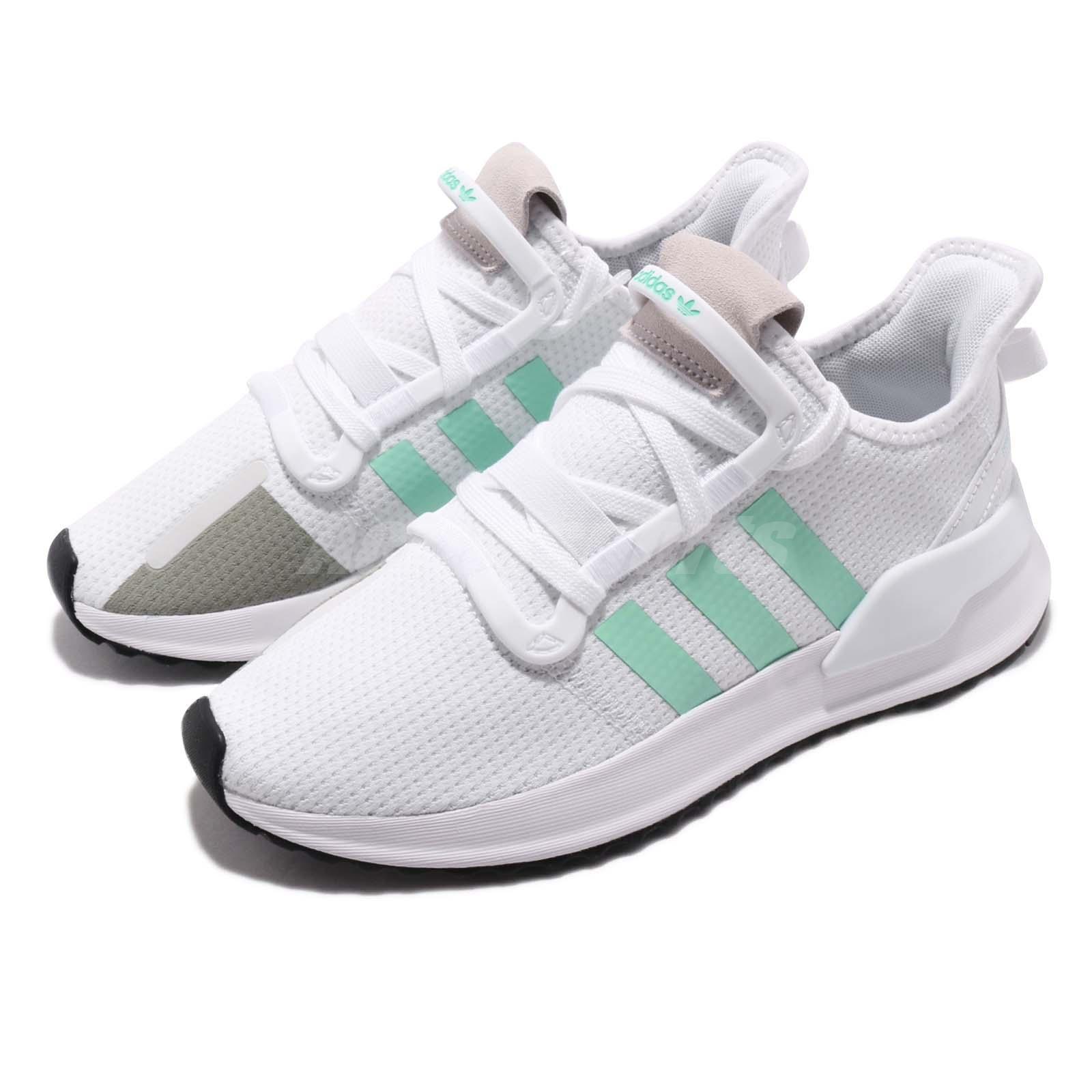 Details about adidas Originals U_Path Run W White Clear Mint Women Running  Shoe Sneaker G27649