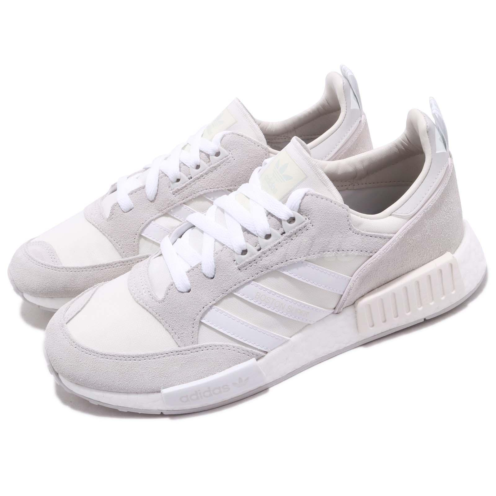 free shipping 8a08e c17df Details about adidas Originals Boston Super X R1 NMD Never Made Pack White  Men Shoes G27834