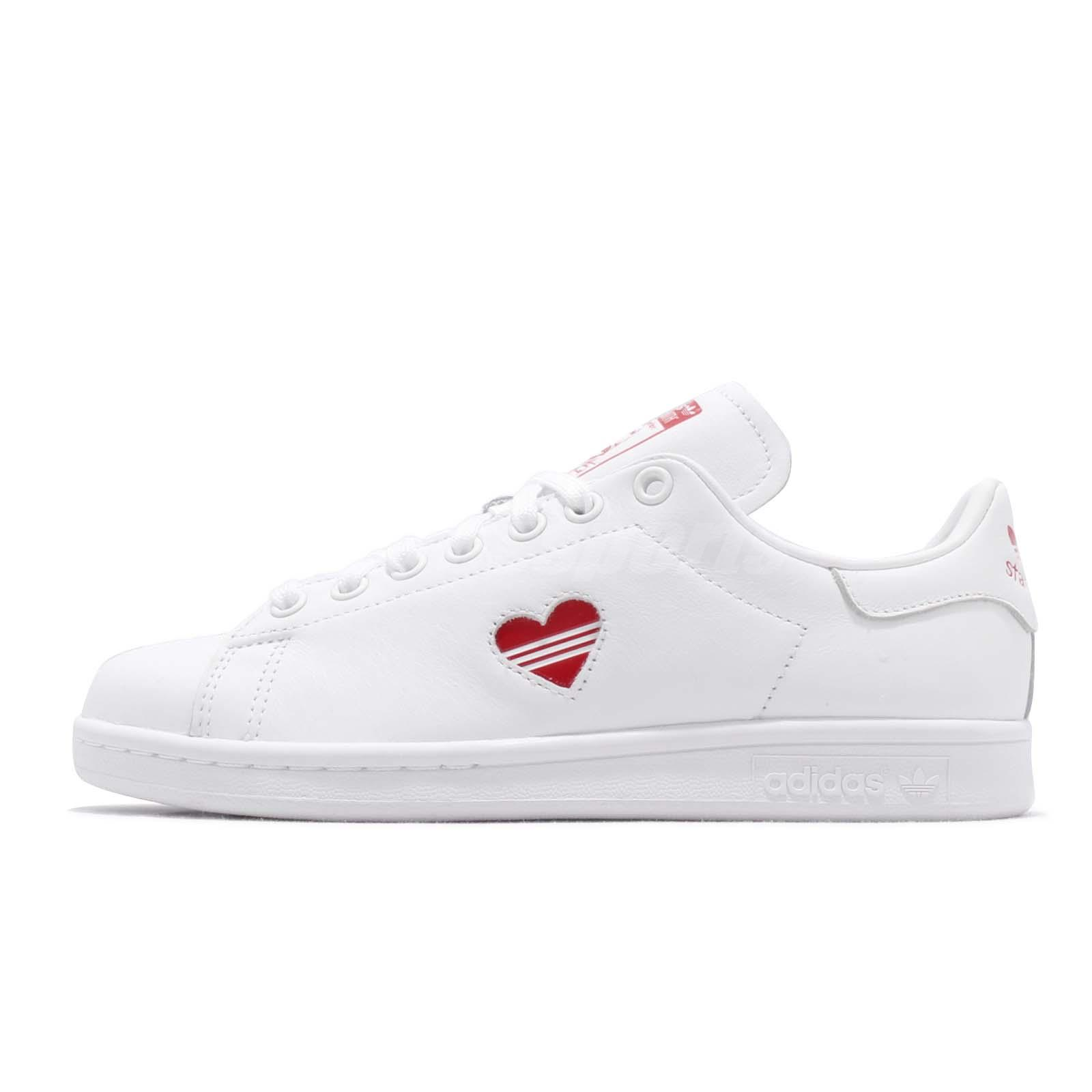 Details about adidas Originals Stan Smith W VDAY Valentines Day Women  Casual Shoes G27893