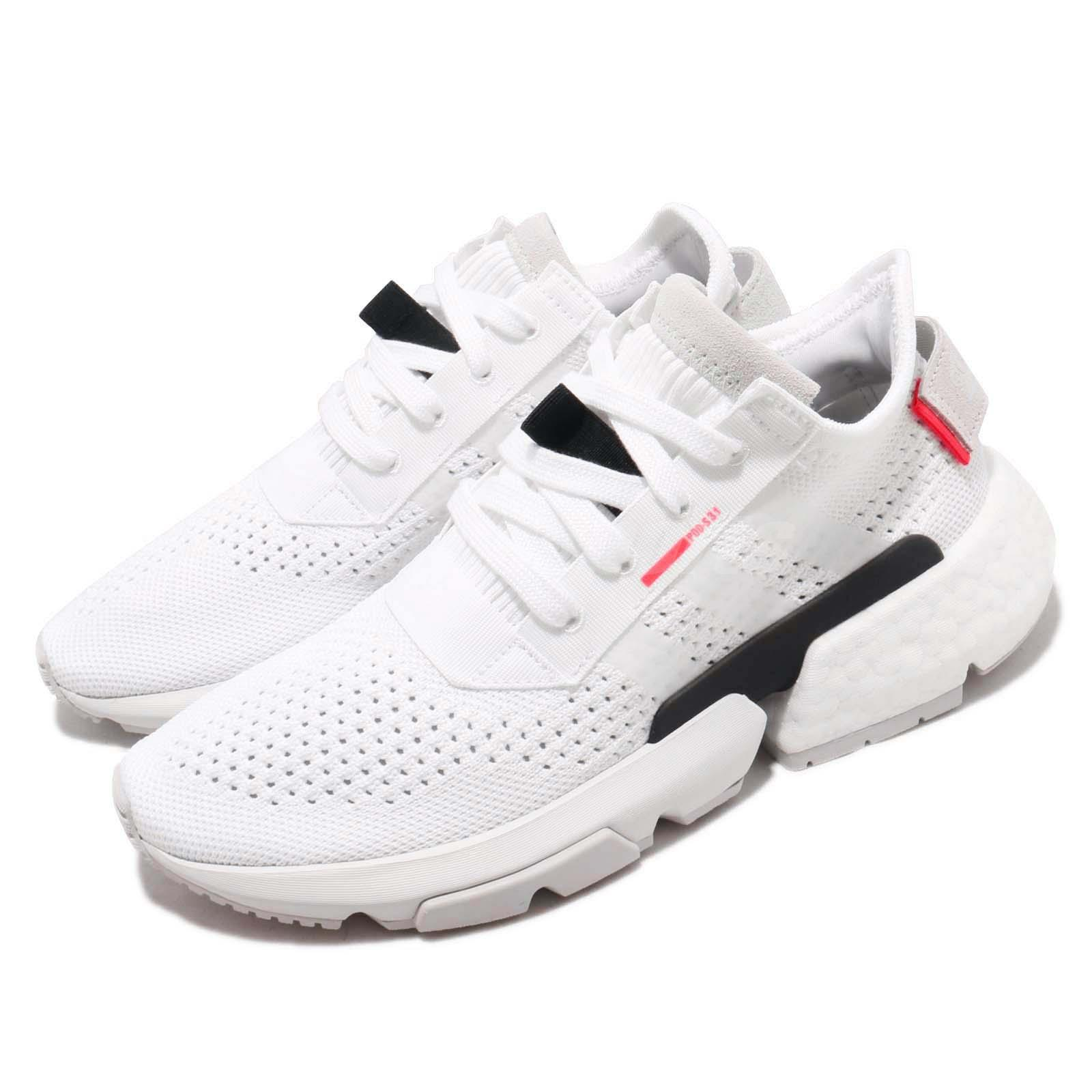 Details about adidas Originals Pod S3.1 W White Red Black Women Running Shoes Sneakers G27946