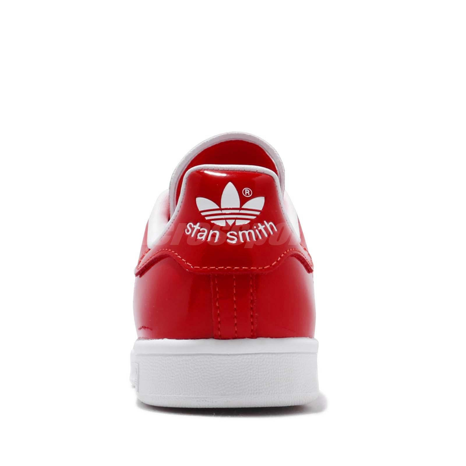 Details about adidas Originals Stan Smith W VDAY Valentines Day Red White Women Shoes G28136